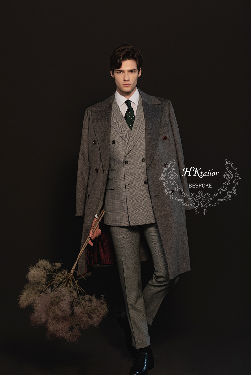 POLO  CASHMERE COAT