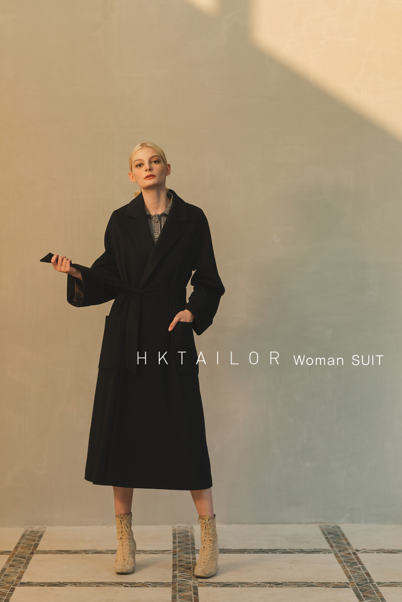 CASHMERE COAT [Robe]