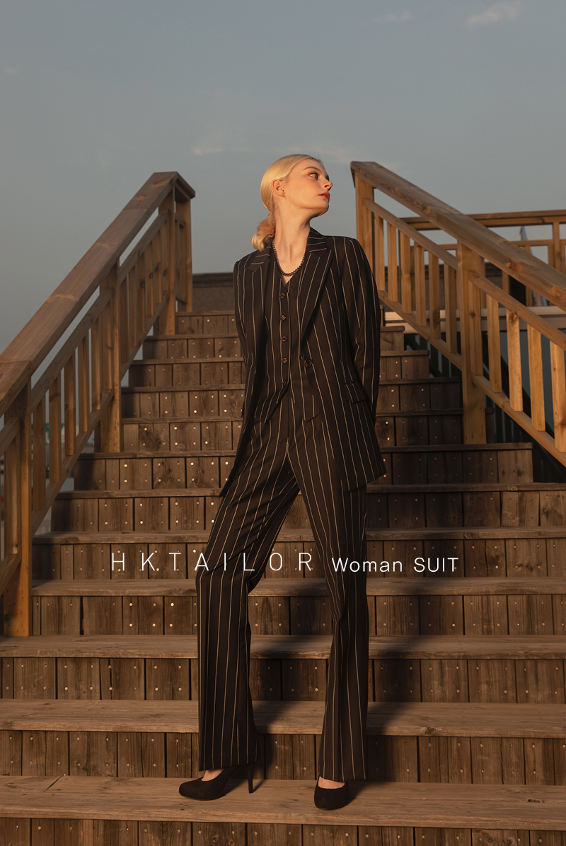 HKtailor Woman - SUIT  [three-piece]