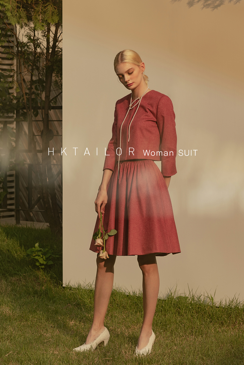 HKtailor Woman - Two piece  [Skirt]